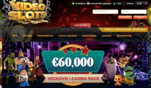Casino Race Videoslots