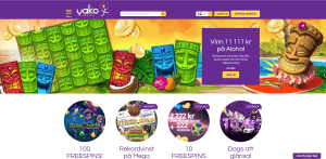 Yako kampanj svenska casinon