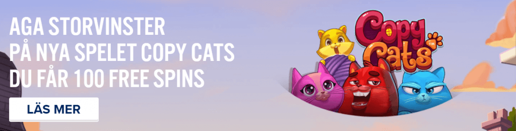 Igame copy cats free spins