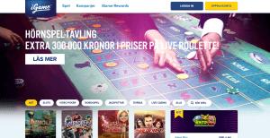Igame live roulette bonus