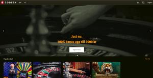 Veckans casino Codeta