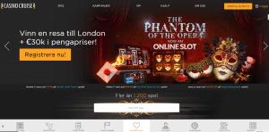 Vinn London Resa hos Casino Cruise