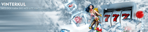 Dazzlecasino freespins vinterkul