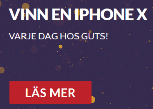 Guts vinn en iPhone X!