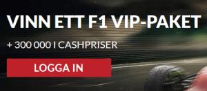 Guts Vinn ett F1 VIP-paket för 2 till Monaco Grand Prix Finalen