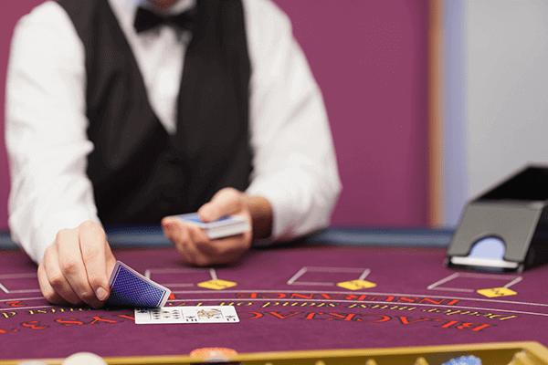 Bästa live casinon nu