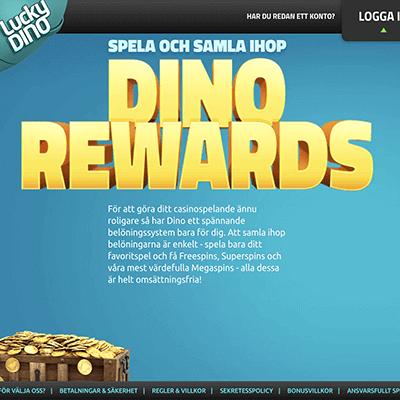 LuckyDino bonus