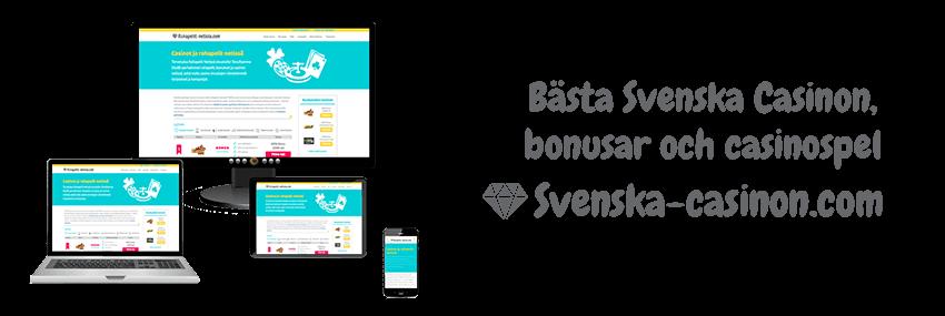 Svenska-casinon.com – Din guide till de bästa casinon