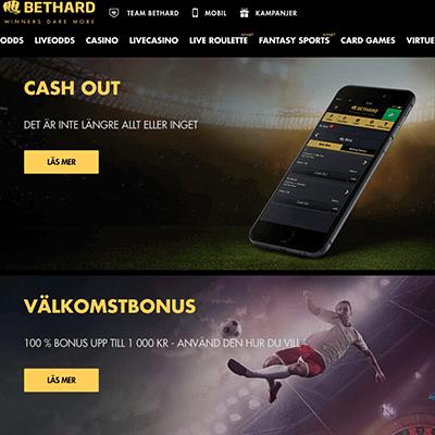 Bethard bonus