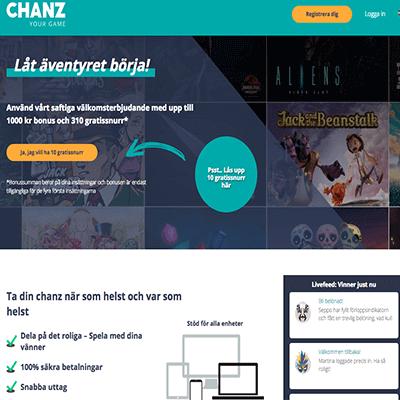 Chanz bonus