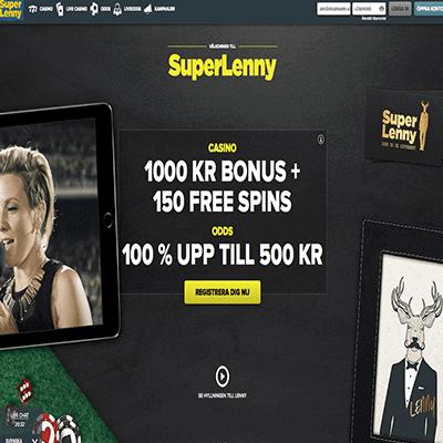 SuperLenny bonus