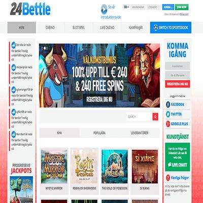 24Bettle bonus