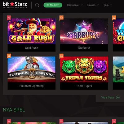 Bitstarz freespins