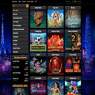 Euromoon Casino freespins