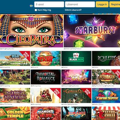 Fika Casino freespins