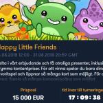 Nätcasino Frank Casino Happy Little Friends 15 000 €