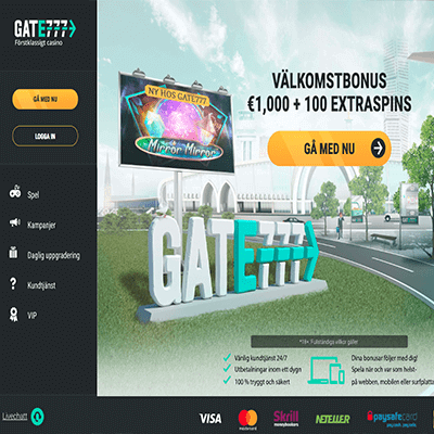 Gate 777 Casino bonus