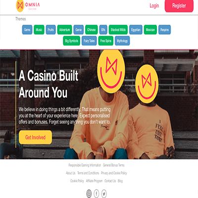 Omnia Casino freespins
