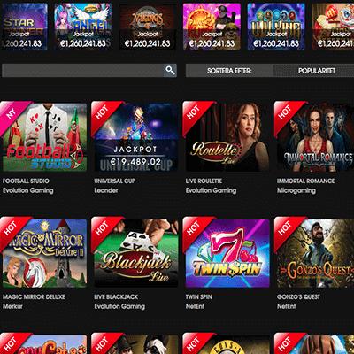PlayGrand Casino freespins