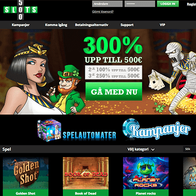 Slots500 bonus