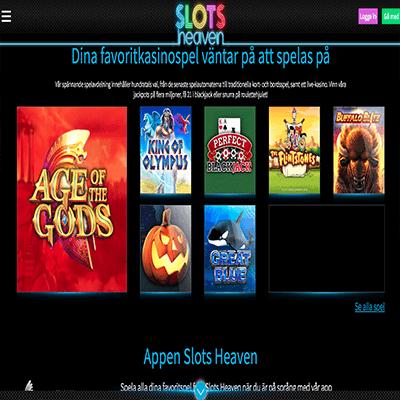 Slots Heaven freespins