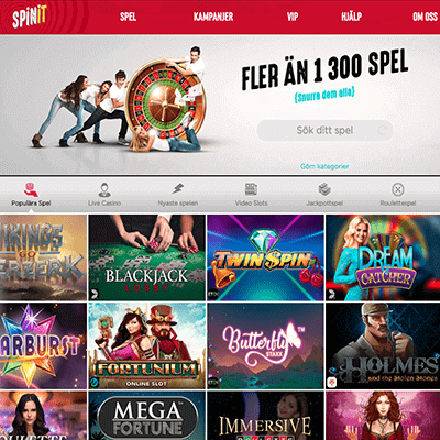 Spinit freespins