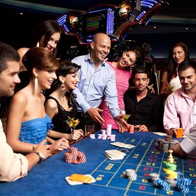 Live roulette bonusar