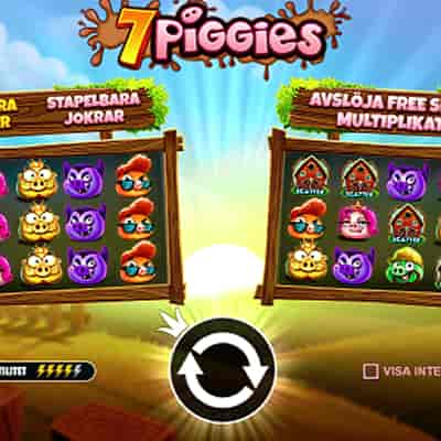 7 Piggies Slots