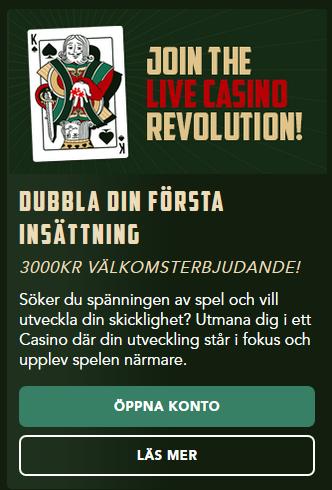 Nätcasino Codeta - 10% cashback på Veckans spel: Creature from the Black Lagoon!