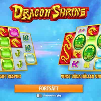 Dragon Shrine slots