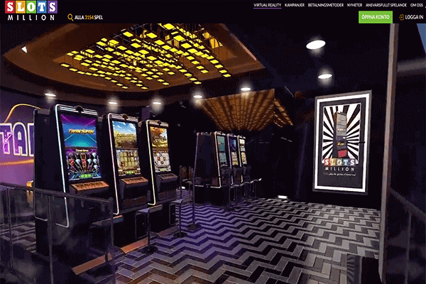 VR casinon