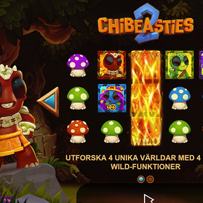 Chibeasties 2 slots