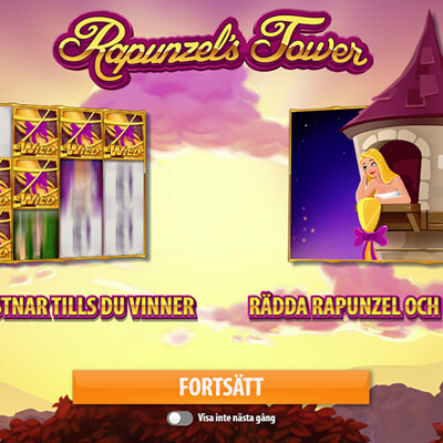 Rapunzels Tower Slots