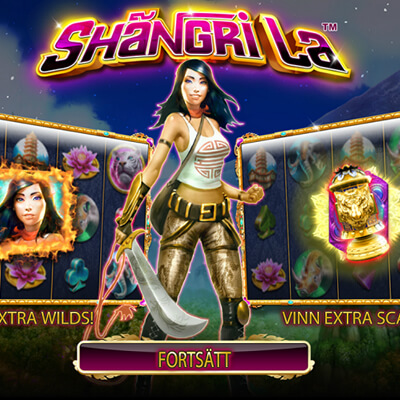Shangri La Slots