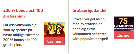 Vinn första priset på 50 000 kr i Julklappsracet hos SverigeCasino!