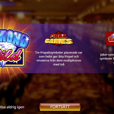 Diamond Wild slots
