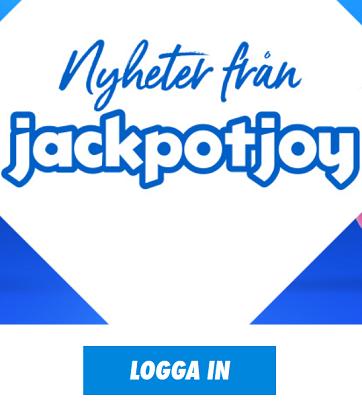 Gå med hos Jackpotjoy idag och tävla om 200 000 Joypoäng i Poängplundringen!