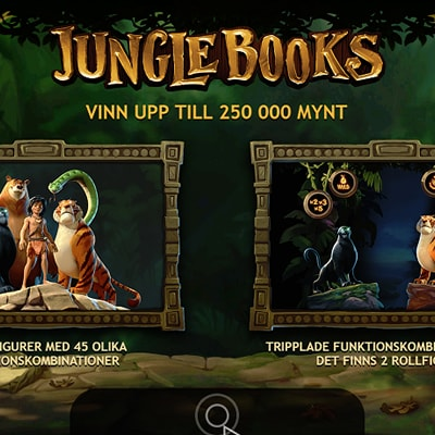 Jungle Books Slots