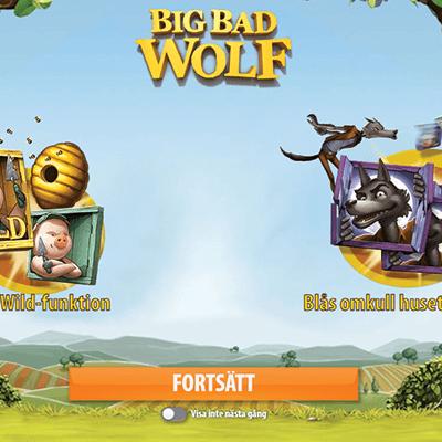 Big Bad Wolf slots