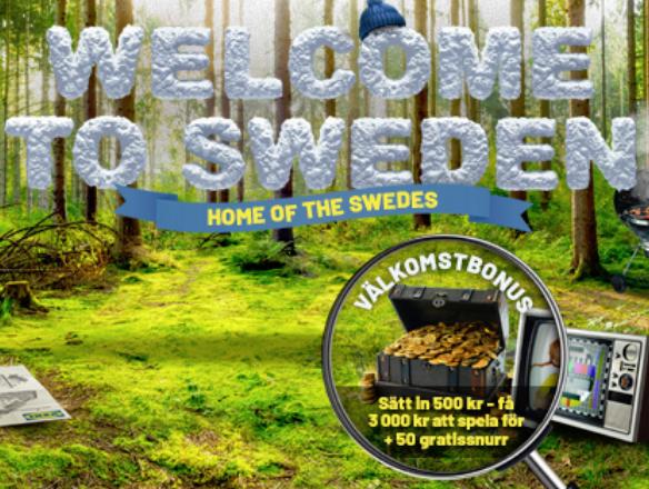 Registrera dig på SwedenCasino så kan du tävla om 350 000 kr i prispotten!