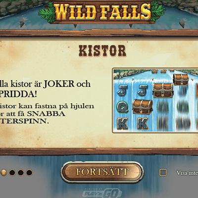 Wild Falls Slots