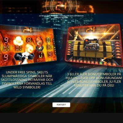24 Slots