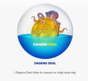 """Njut av """"Dagens Deal"""" på AHTI Games nu!"""