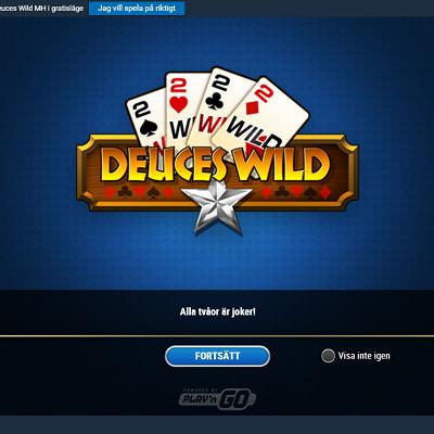 Deuces Wild MH Slots