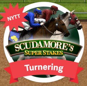 Vinn 28 000 kr och dagliga freespins på Scudamore's Super Stakes hos Paf!