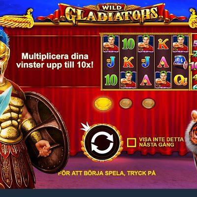 Wild Gladiators Slots
