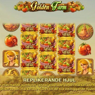 Golden Farm Slots