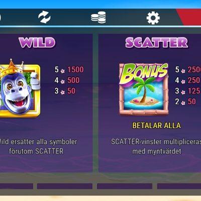 Gorilla Go Wilder Slots
