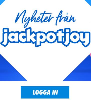 Vinn priser och annat roligt i roliga timmen hos Jackpotjoy!