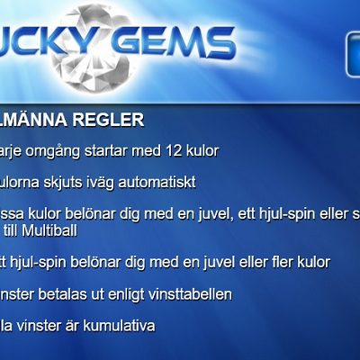 Lucky Gems Slots